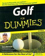 GOLF FOR DUMMIES. Αθλήματα - Διάφορα σπορ - Γκολφ