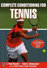 COMPLETE CONDITIONING FOR TENNIS [Special Book+DVD]. Αθλήματα - Τέννις - Squash - Τέννις