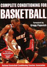 COMPLETE CONDITIONING FOR BASKETBALL [Special Book+DVD]. Αθλήματα - Μπάσκετ - Προπονητική - Φυσική Κατάσταση