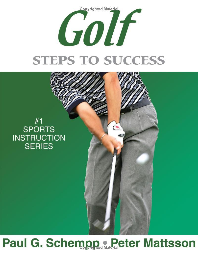 GOLF Steps to success