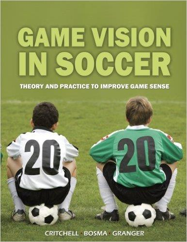 GAME VISION IN SOCCER. Αθλήματα - Ποδόσφαιρο - Αναπτυξιακές ηλικίες