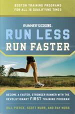 RUN LESS RUN FASTER. Αθλήματα - Μαραθώνιος - Τρέξιμο - Τρέξιμο