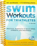 SWIM WORKOUTS FOR TRIATHLETS [2nd Edition]. Αθλήματα - Τρίαθλο -