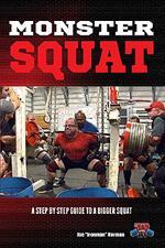 MONSTER SQUAT. Fitness - Bodybuilding -