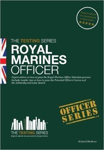 THE TESTING SERIES ROYAL MARINES OFFICER