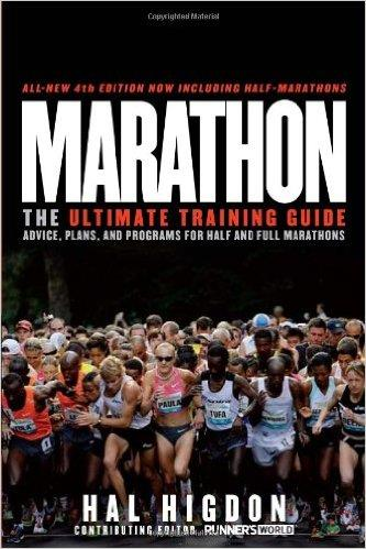 MARATHON THE ULTIMATE TRAINING GUIDE