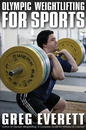 OLYMPIC WEIGHTLIFTING FOR SPORTS. Fitness - Ενδυνάμωση - Με Βάρη