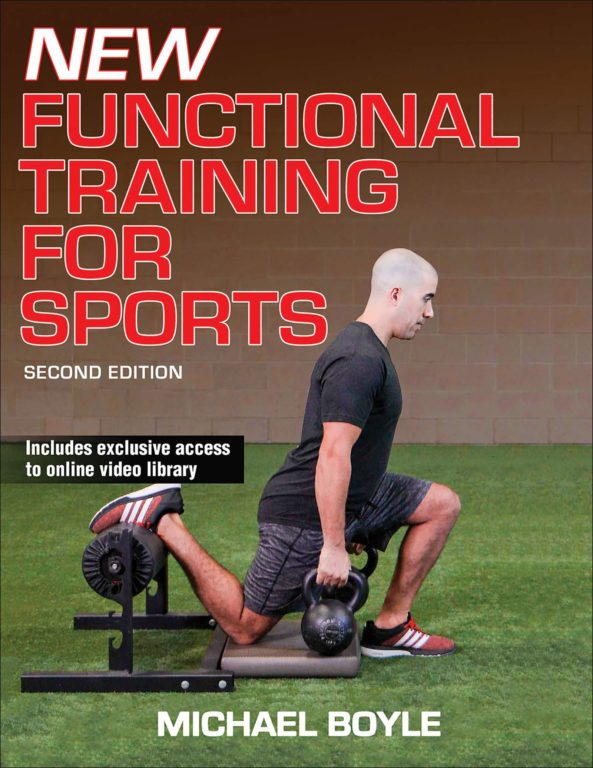 FUNCTIONAL TRAINING for SPORTS [2nd Edition]