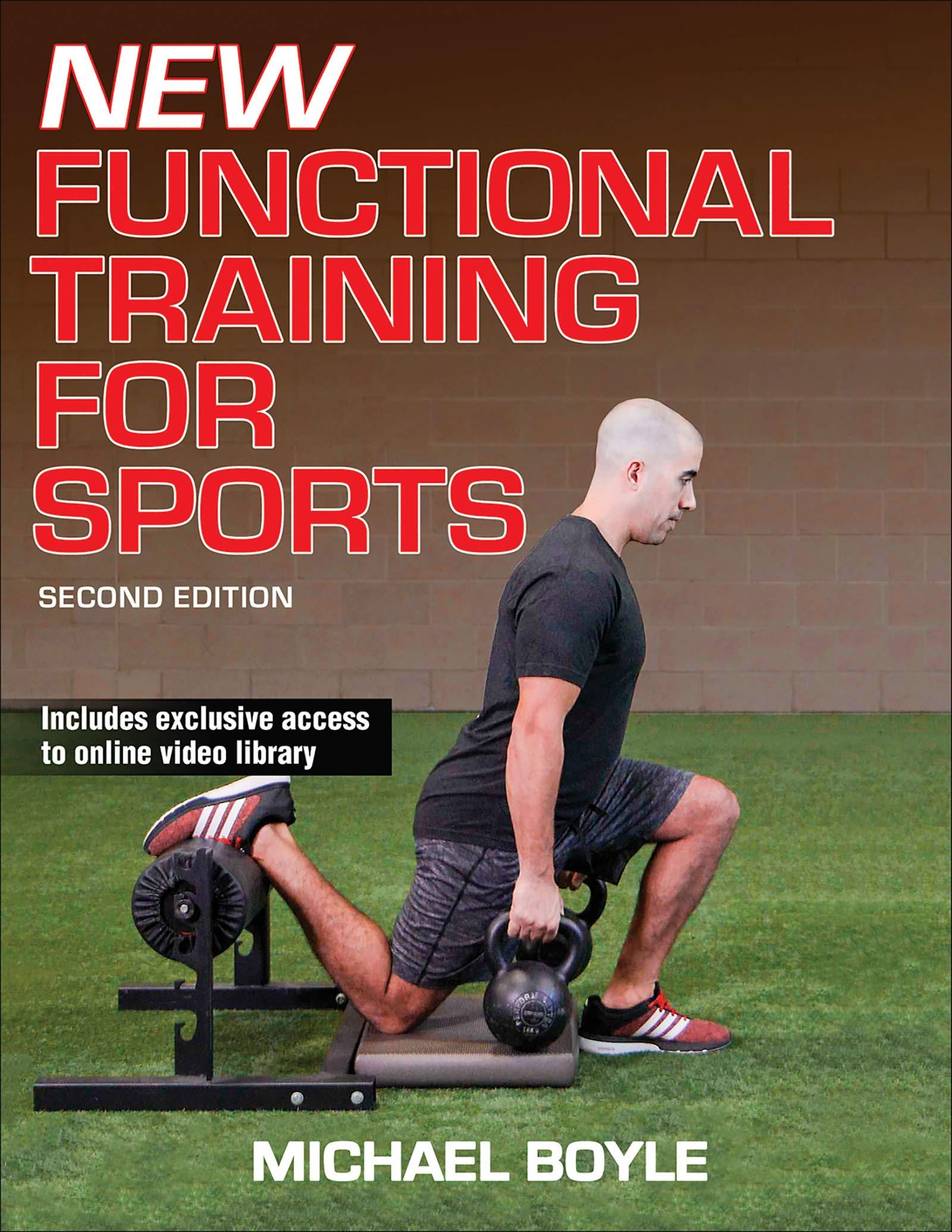 FUNCTIONAL TRAINING for SPORTS [2nd Edition]. Fitness - Ασκήσεις φυσικής κατάστασης -